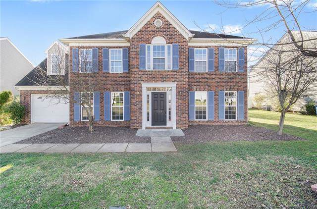 2160 Edenderry Drive, Statesville, NC 28625 (#3583466) :: LePage Johnson Realty Group, LLC