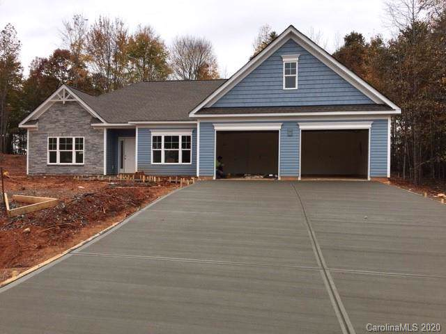 138 Holly Springs Loop #31, Troutman, NC 28166 (#3583528) :: Stephen Cooley Real Estate Group