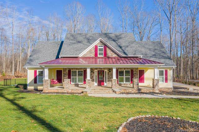 280 Worthington Drive, Mt Ulla, NC 28125 (#3583577) :: MartinGroup Properties