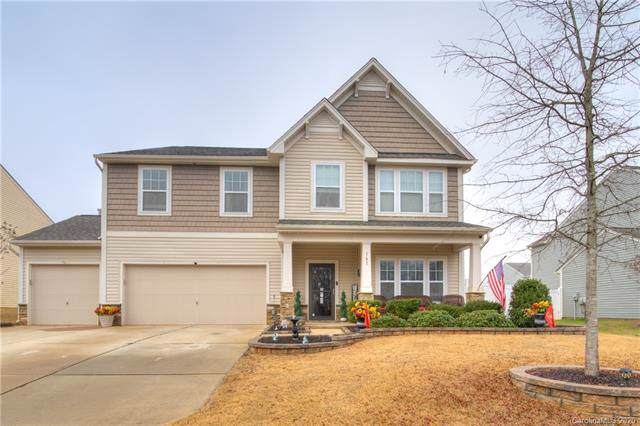 161 Jobe Drive, Statesville, NC 28677 (#3583596) :: LePage Johnson Realty Group, LLC