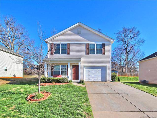 4532 Austin Dekota Drive, Charlotte, NC 28269 (#3583598) :: Stephen Cooley Real Estate Group