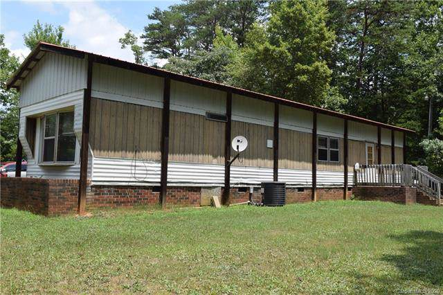 1345 Us 70 Highway W Street, Morganton, NC 28655 (#3583601) :: Homes Charlotte