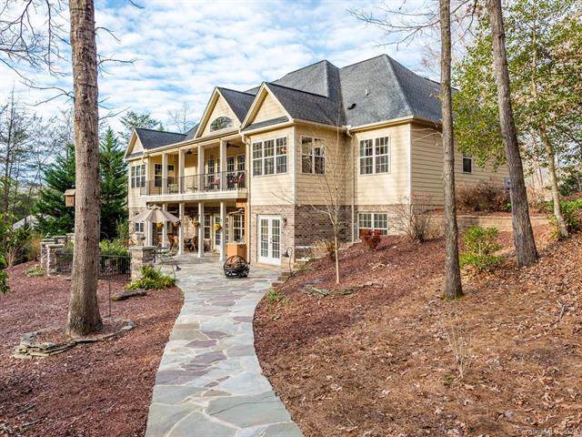 148 Courtland Court, Lake Lure, NC 28746 (#3583623) :: LePage Johnson Realty Group, LLC