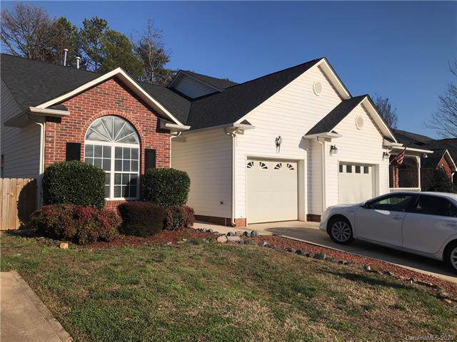 413 Danielle Way #3, Fort Mill, SC 29715 (#3583632) :: The Andy Bovender Team