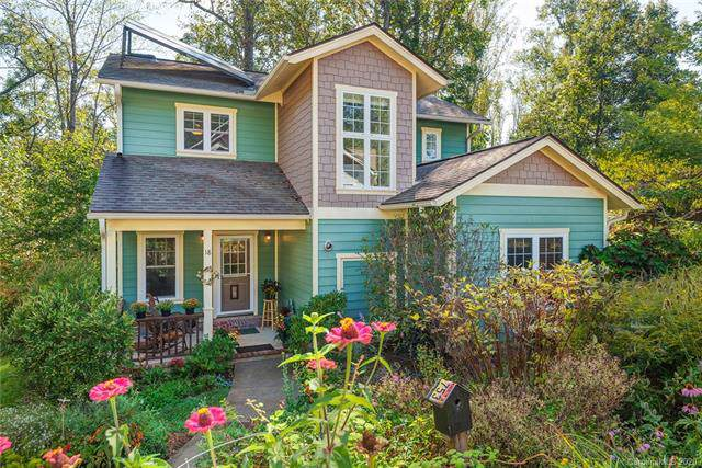 18 Gaia Lane, Asheville, NC 28806 (MLS #3583649) :: RE/MAX Journey