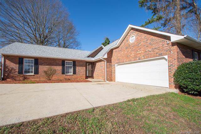 2486 Ridge Avenue, Gastonia, NC 28054 (#3583677) :: LePage Johnson Realty Group, LLC