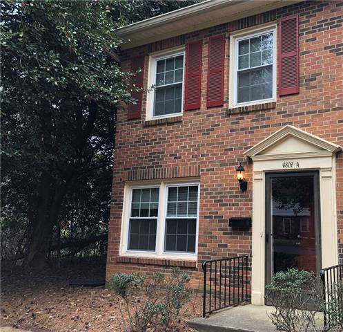 6809 Farmingdale Drive A, Charlotte, NC 28212 (#3583689) :: Stephen Cooley Real Estate Group