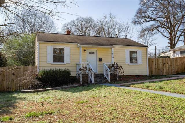 1526 Herrin Avenue, Charlotte, NC 28205 (#3583714) :: Odell Realty