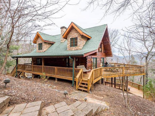 144 Swallow Lane, Lake Lure, NC 28746 (#3583749) :: Keller Williams Professionals