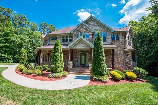 586 Presbyterian Road, Mooresville, NC 28115 (#3583803) :: IDEAL Realty
