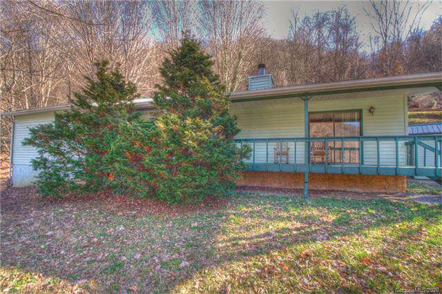 369 Rocky Top Road, Maggie Valley, NC 28751 (#3583831) :: Keller Williams Professionals