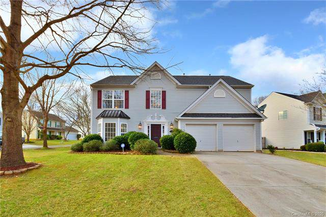 9407 Chastain Walk Drive, Charlotte, NC 28216 (#3583837) :: Rowena Patton's All-Star Powerhouse