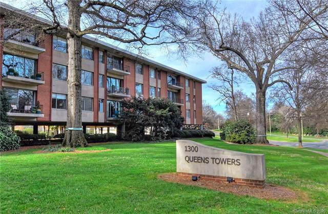 1300 Queens Road #208, Charlotte, NC 28207 (#3583843) :: Rowena Patton's All-Star Powerhouse