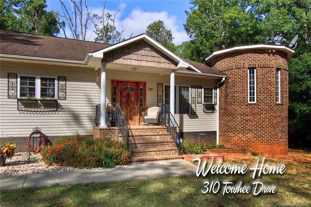 310 Towhee Drive 50-55, Lexington, NC 27292 (#3583846) :: MartinGroup Properties