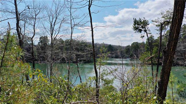 LOT 41 Peninsula Drive #41, Mill Spring, NC 28756 (#3583847) :: BluAxis Realty