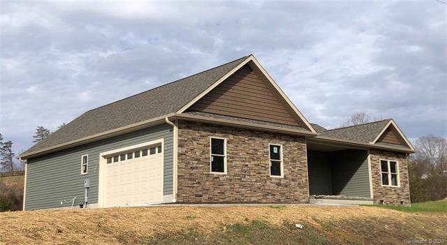 5 S Pine Drive #13, Weaverville, NC 28787 (#3583853) :: MOVE Asheville Realty