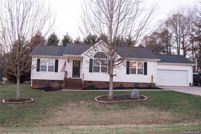 405 Forest Ridge Road, Kannapolis, NC 28083 (#3583872) :: Carlyle Properties