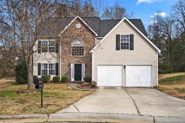 435 Rolling Stream Drive #29, Rock Hill, SC 29732 (#3583942) :: MartinGroup Properties