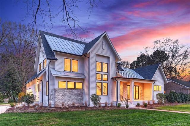 501 Lansdowne Road, Charlotte, NC 28270 (#3583977) :: Miller Realty Group