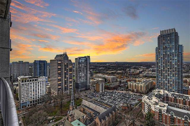 210 N Church Street #2708, Charlotte, NC 28202 (#3583986) :: MOVE Asheville Realty