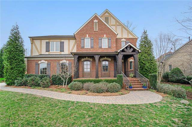 9943 Clarkes View Place NW, Concord, NC 28027 (#3584042) :: Stephen Cooley Real Estate Group