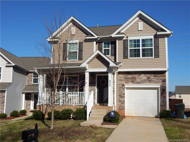 632 Wamsutter Lane, Rock Hill, SC 29730 (#3584049) :: Rinehart Realty