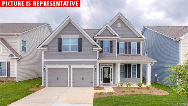 124 W Americana Drive, Mooresville, NC 28115 (#3584070) :: The Ramsey Group