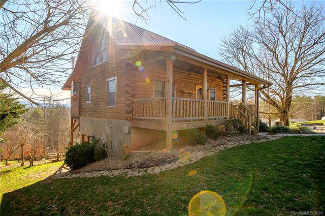 375 Sheppard Branch Road, Weaverville, NC 28787 (#3584078) :: Zanthia Hastings Team