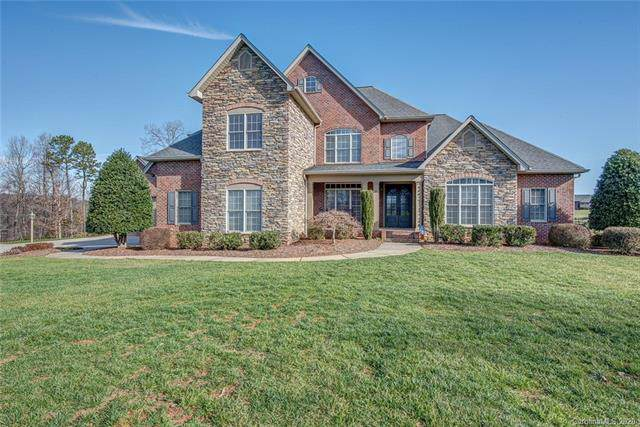 734 Cedar Hill Drive, Shelby, NC 28152 (#3584085) :: High Performance Real Estate Advisors