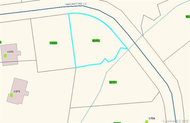 Lot 38 Creekstone Court #38, Lincolnton, NC 28092 (#3584109) :: Rowena Patton's All-Star Powerhouse