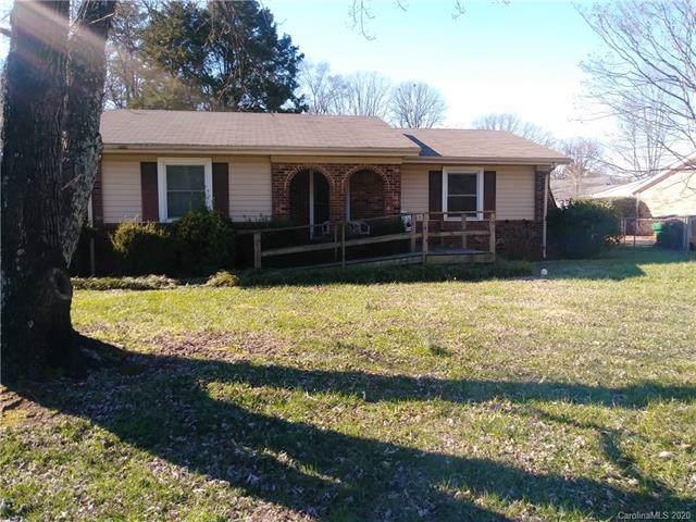 1709 Crandon Drive, Charlotte, NC 28216 (#3584138) :: Zanthia Hastings Team