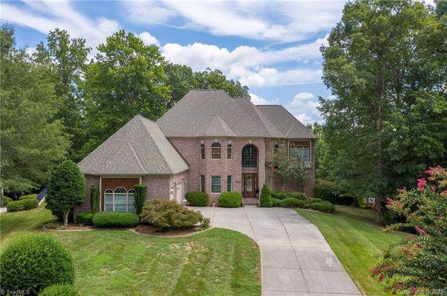 121 Salem Village Court, Clemmons, NC 27012 (#3584185) :: Rinehart Realty