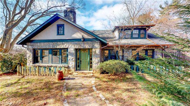 25 Saint Dunstans Circle, Asheville, NC 28803 (MLS #3584194) :: RE/MAX Journey