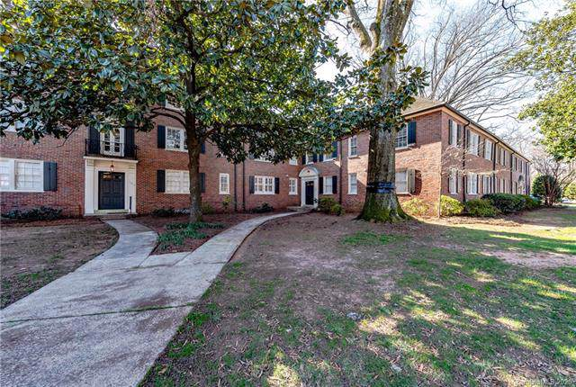 105 S Laurel Avenue 91-A, Charlotte, NC 28207 (#3584212) :: Miller Realty Group