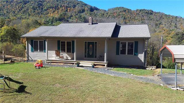 985 & 987 Old Mine Fork Road, Burnsville, NC 28714 (#3584243) :: Stephen Cooley Real Estate Group