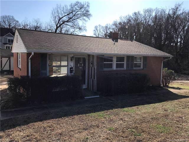 1504 Hawthorne Lane, Charlotte, NC 28205 (#3584265) :: Caulder Realty and Land Co.