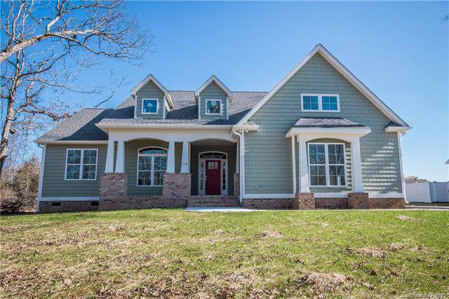 1152 Oakbluff Drive #99, Salisbury, NC 28147 (#3584296) :: Carolina Real Estate Experts