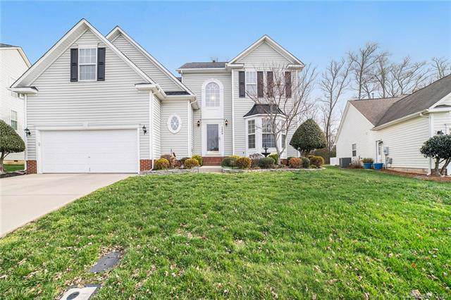 2688 Sunberry Lane, Concord, NC 28027 (#3584311) :: BluAxis Realty