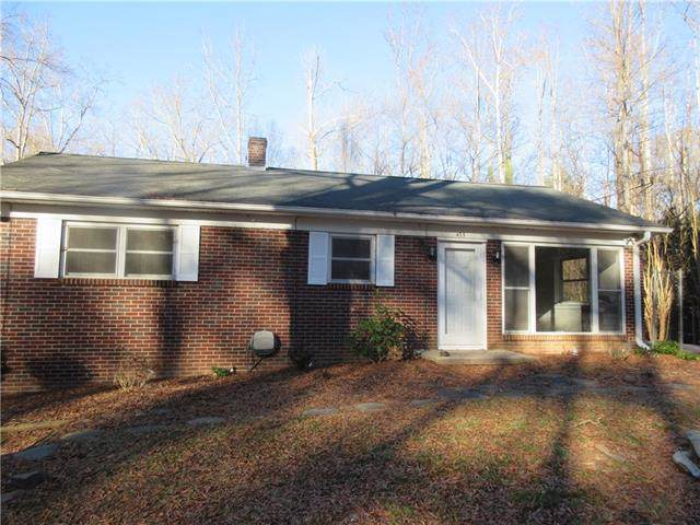 433 22nd Avenue NE, Hickory, NC 28601 (#3584327) :: Stephen Cooley Real Estate Group