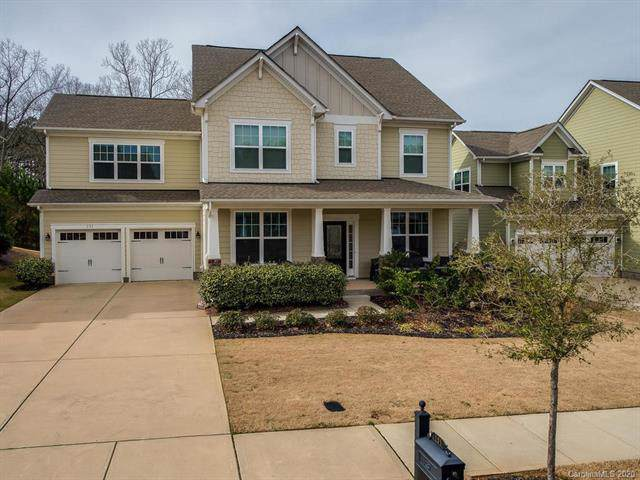 131 Yellowbell Road, Mooresville, NC 28117 (#3584328) :: Caulder Realty and Land Co.
