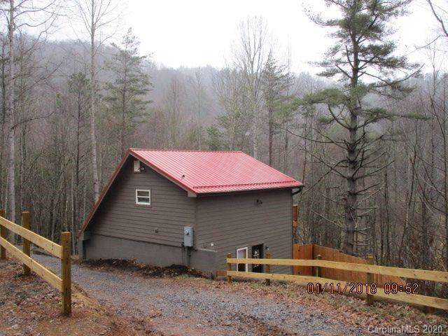 416 Secluded Cove, Waynesville, NC 28785 (#3584350) :: The Ramsey Group