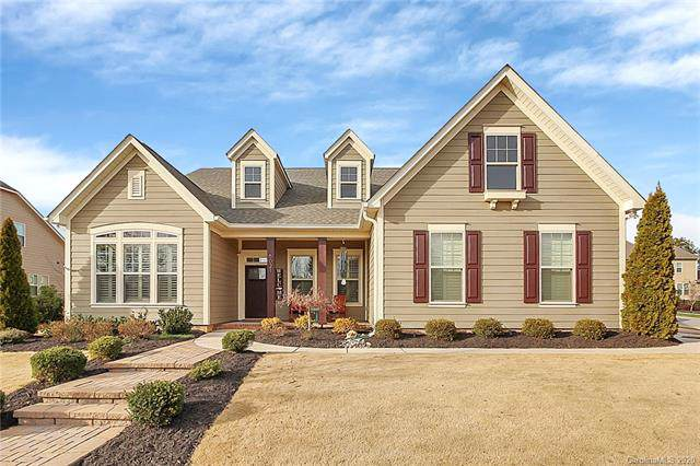 5021 Tremont Drive, Indian Trail, NC 28079 (#3584360) :: LePage Johnson Realty Group, LLC