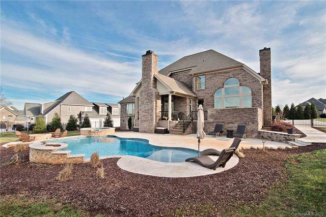 151 Walden Drive, Mooresville, NC 28115 (#3584364) :: BluAxis Realty