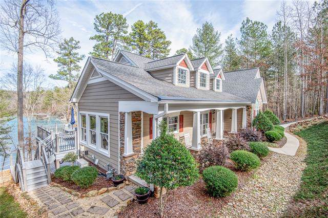 32 Peaceful Cove Court, Granite Falls, NC 28630 (#3584372) :: Roby Realty
