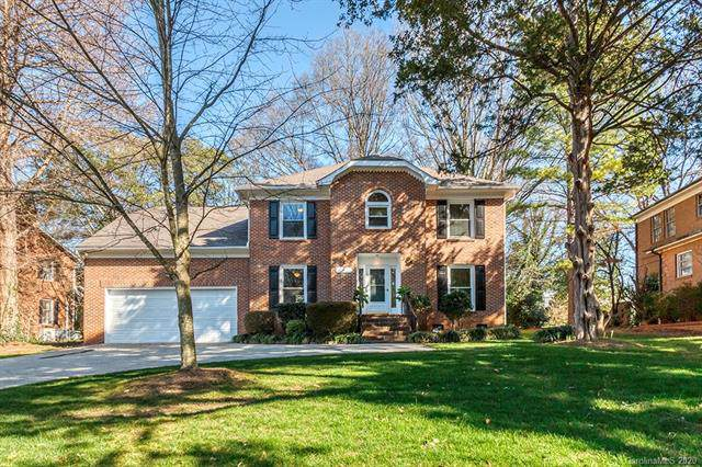 4337 Old Saybrook Court, Charlotte, NC 28211 (#3584416) :: Homes Charlotte