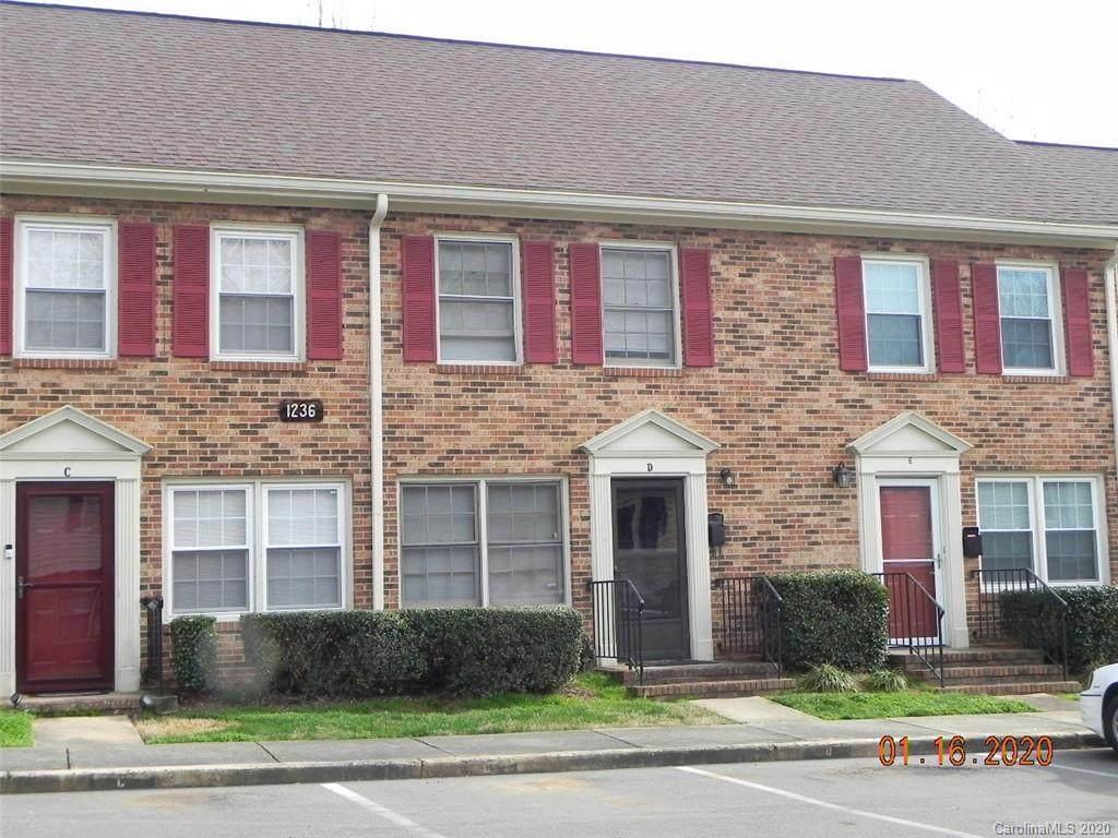 1236 Archdale Drive, Charlotte, NC 28217 (#3584507) :: Austin Barnett Realty, LLC