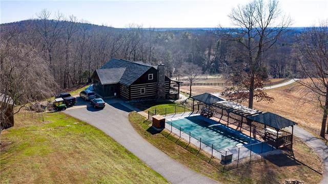 308 Mountain Creek Lane, Taylorsville, NC 28681 (#3584512) :: Keller Williams South Park