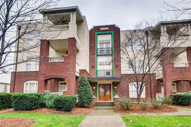 518 Clarice Avenue #103, Charlotte, NC 28204 (#3584521) :: Miller Realty Group