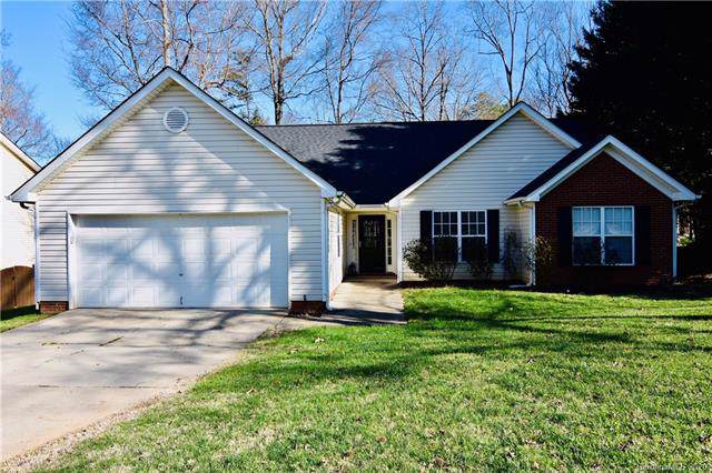 3235 Leicester Drive #82, Matthews, NC 28104 (#3584525) :: Carlyle Properties