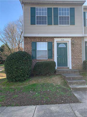 568 Lex Drive, Charlotte, NC 28262 (#3584535) :: High Performance Real Estate Advisors